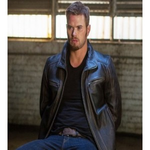 Kellan Lutz Extraction Harry Turner Jacket
