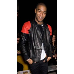Surface to Air Kid Cudi Conan O'brien Leather Jacket