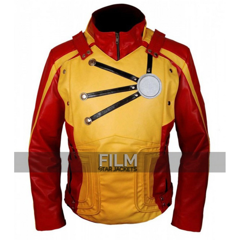 Legends of Tomorrow Jefferson Jackson Firestorm Costume Jacket