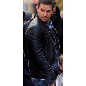Mark Wahlberg Broken City (Billy Taggart) Leather Jacket