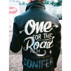 One For The Road Conifer Alex Turner Leather Jacket