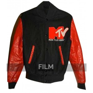 MTV Robert Pattinson Bomber Jacket