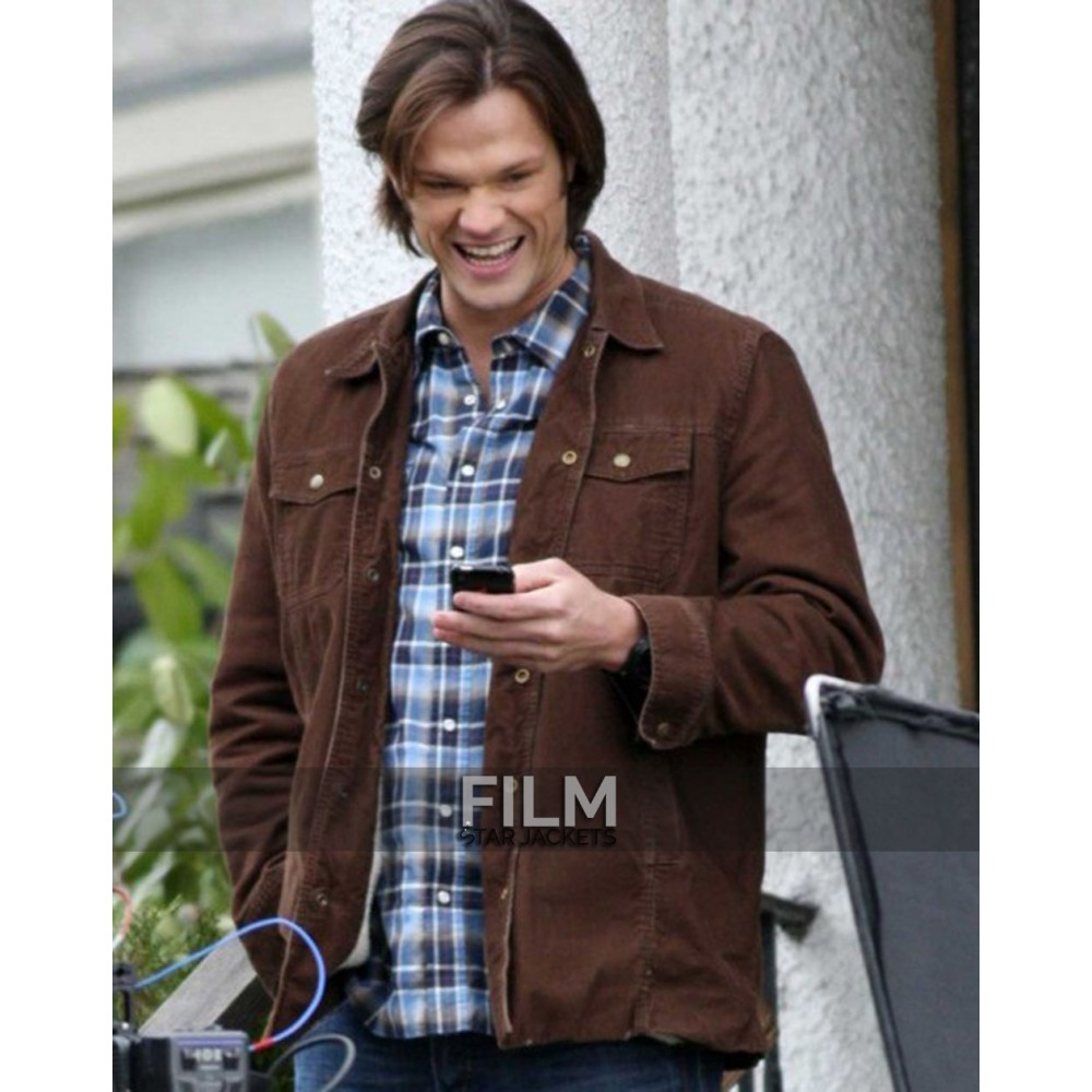 Supernatural S11 Jared Padalecki (Sam Winchester) Jacket