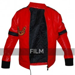 Smokey and the Bandit Burt Reynolds Leather Jacket