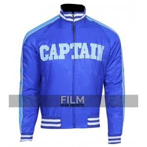Suicide Squad Captain Boomerang George Harkness Bomber Jacket