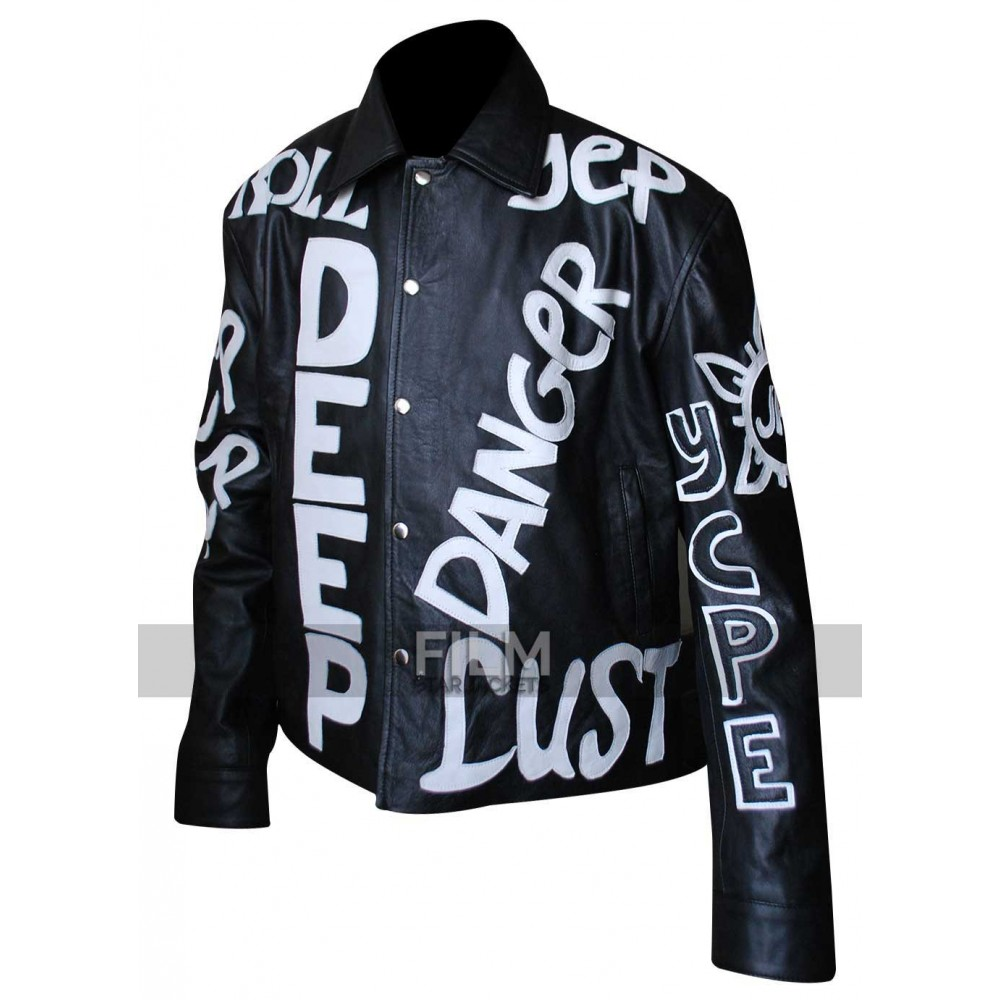 Cool As Ice Vanilla Ice (Johnny) Leather Jacket