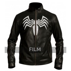 Eddie Brock Spiderman 3 Venom Leather Jacket