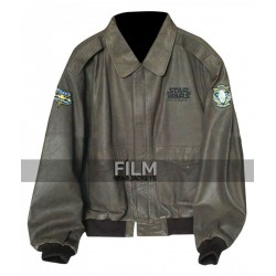 Vintage Star Wars Episode 1 Bomber Jacket