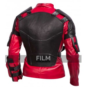 Deadshot Armor Suicide Squad Leather Jacket