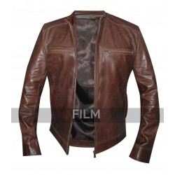 Agents Of SHIELD Grant Ward (Brett Dalton) Brown Jacket