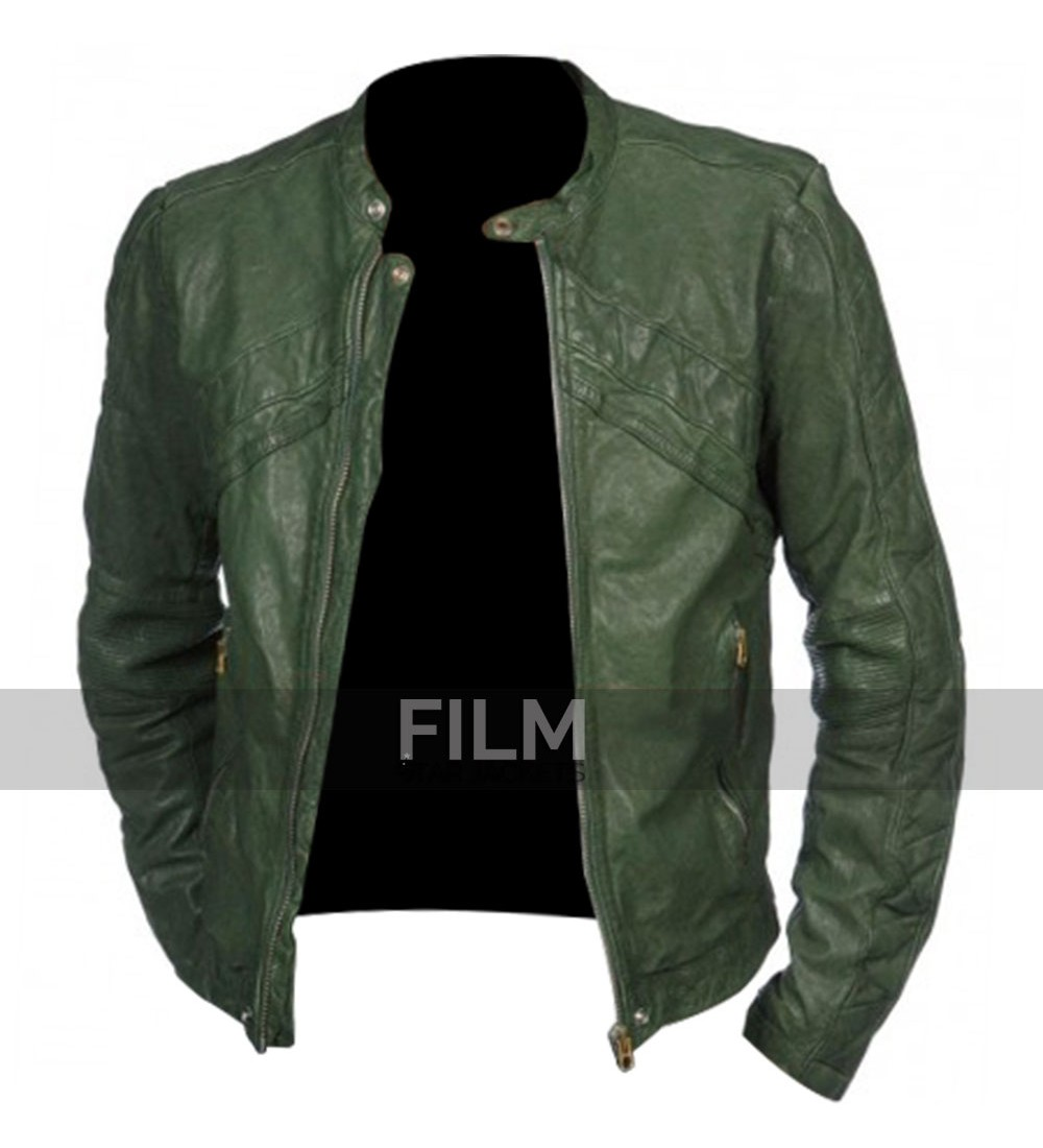 Ross Lynch Austin And Ally Austin Moon Green Jacket