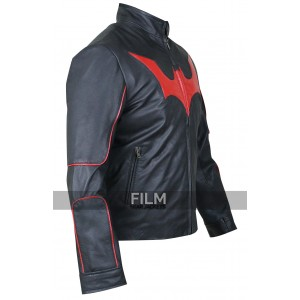 Terry McGinnis Batman Beyond Black Jacket