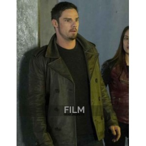Beauty And The Beast Jay Ryan (Vincent Keller) Leather Jacket