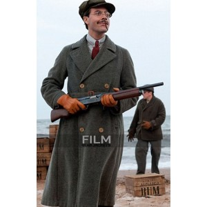 Boardwalk Empire Richard Harrow (Jack Huston) Grey Coat