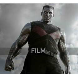 Deadpool Movie Colossus Leather Vest
