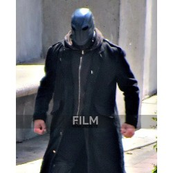 Edge Flash S2 Atom Smasher Trench Long Coat