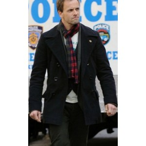 Elementary Jonny Lee Miller (Sherlock Holmes) Leather Coat