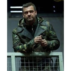 G.I Joe Retaliation Firefly (Ray Stevenson) Military Jacket