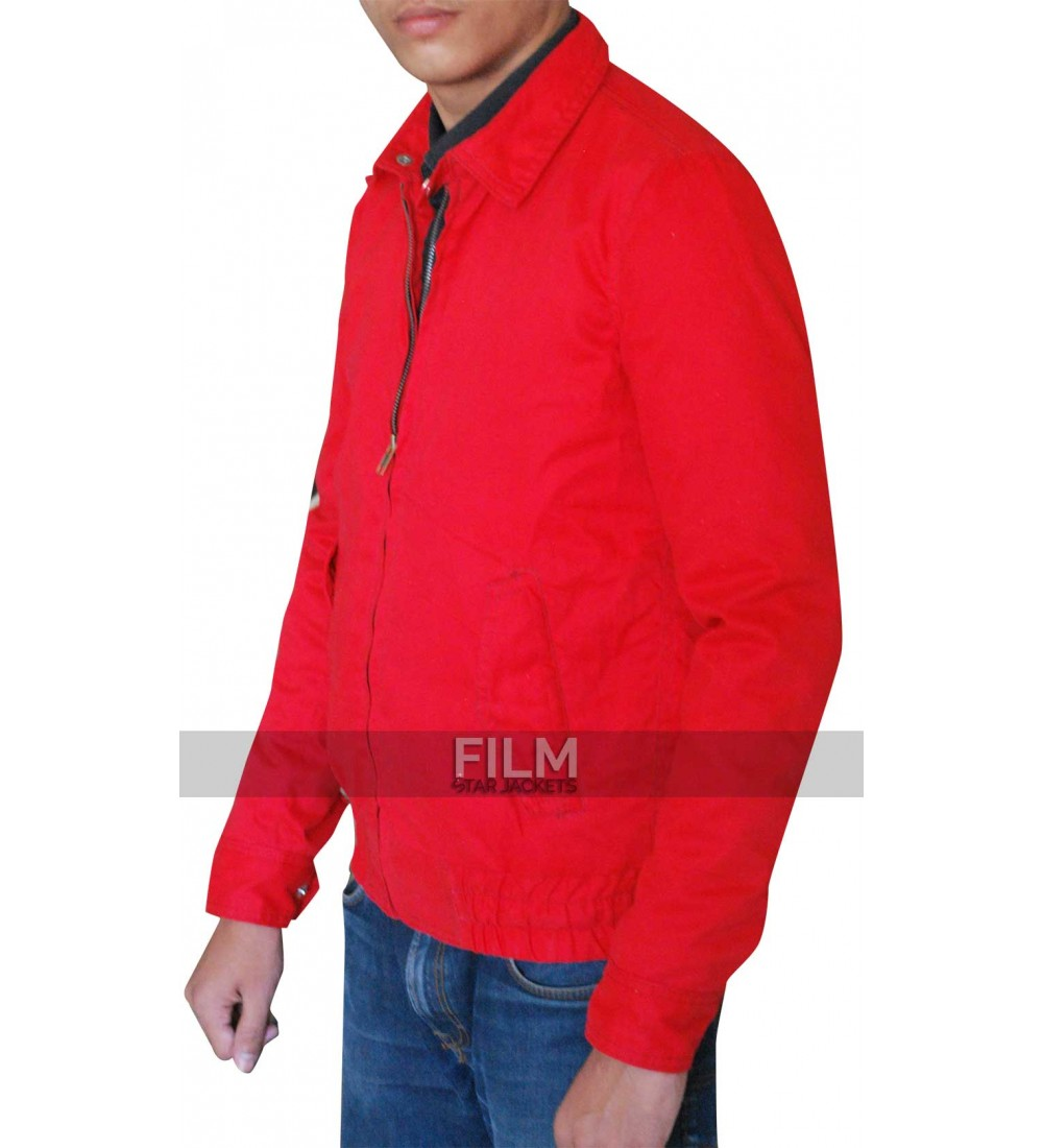 d3ba223ec1a Rebel Without Cause James Dean (Jim Stark) Red Jacket