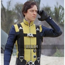 X Men First Class James McAvoy Leather Jacket