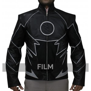 Jay Garrick Flash S2 Hunter Zolomon Black Jacket