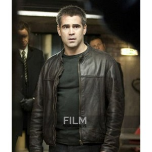 London Boulevard Colin Farrell (Mitchel) Distressed Jacket