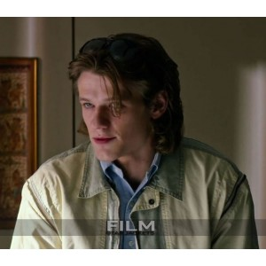 Lucas Till X-Men Apocalypse High Quailty Jacket
