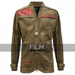 Matchless Star Wars Force Awakens Finn Women Jacket