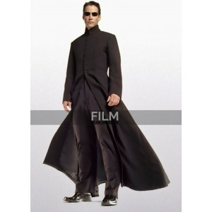 Matrix Reloaded Neo Costume/Coat