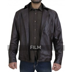 Matt Long Ghost Rider Young Johnny Blaze Jacket