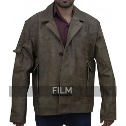 Michael Corvin Underworld Evolution Distressed Jacket