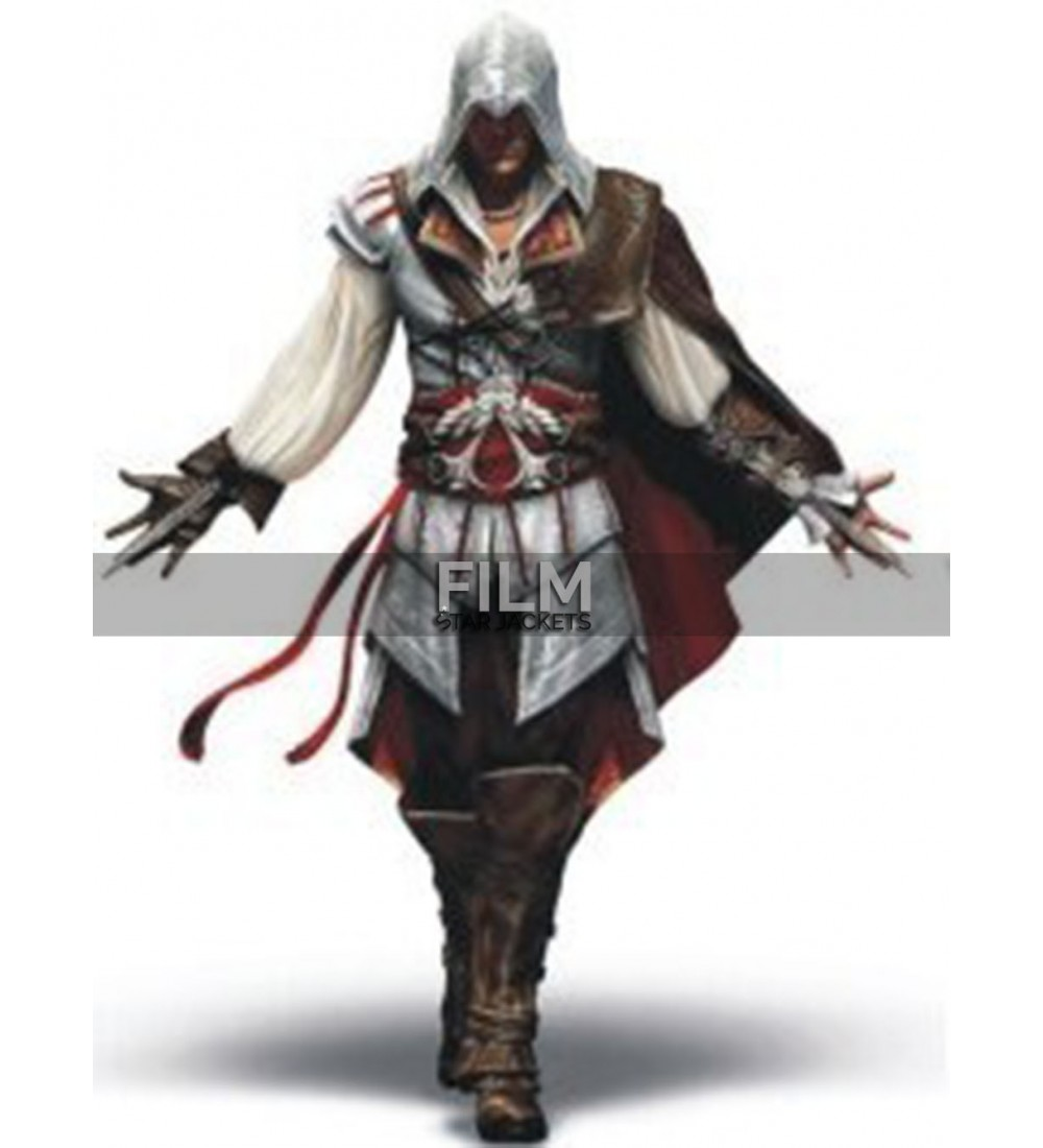 Michael Fassbender Assassin S Creed Piece Of Eden Jacket Costume