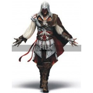 Michael Fassbender Assassin's Creed Piece of Eden Jacket Costume