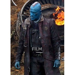 Guardians of the Galaxy Michael Rooker (Yondu) Costume Coat