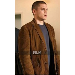 Prison Break S3 Wentworth Miller (Michael Scofield) Jacket