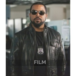 Ride Along Ice Cube James Payton Black Jacket