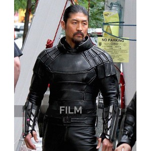 Brian Tee Teenage Mutant Ninja Turtles 2 Black Jacket