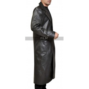 Superman Smallville Clark Kent (Tom Welling) Trench Leather Coat