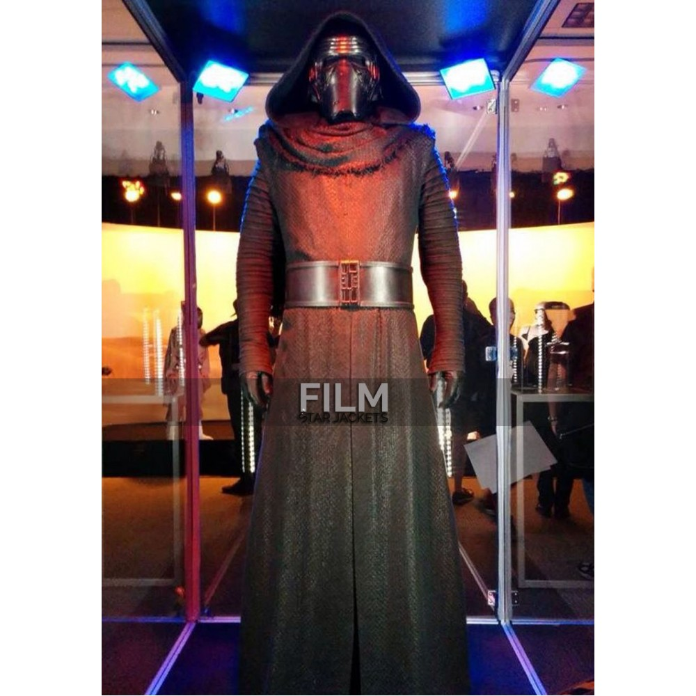 Star Wars Force Awakens Kylo Ren Costume