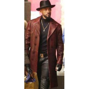 Suicide Squad Will Smith (Deadshot) Trench Leather Coat