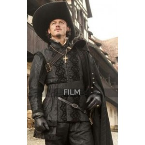 The Three Musketeers Luke Evans (Aramis) Costume