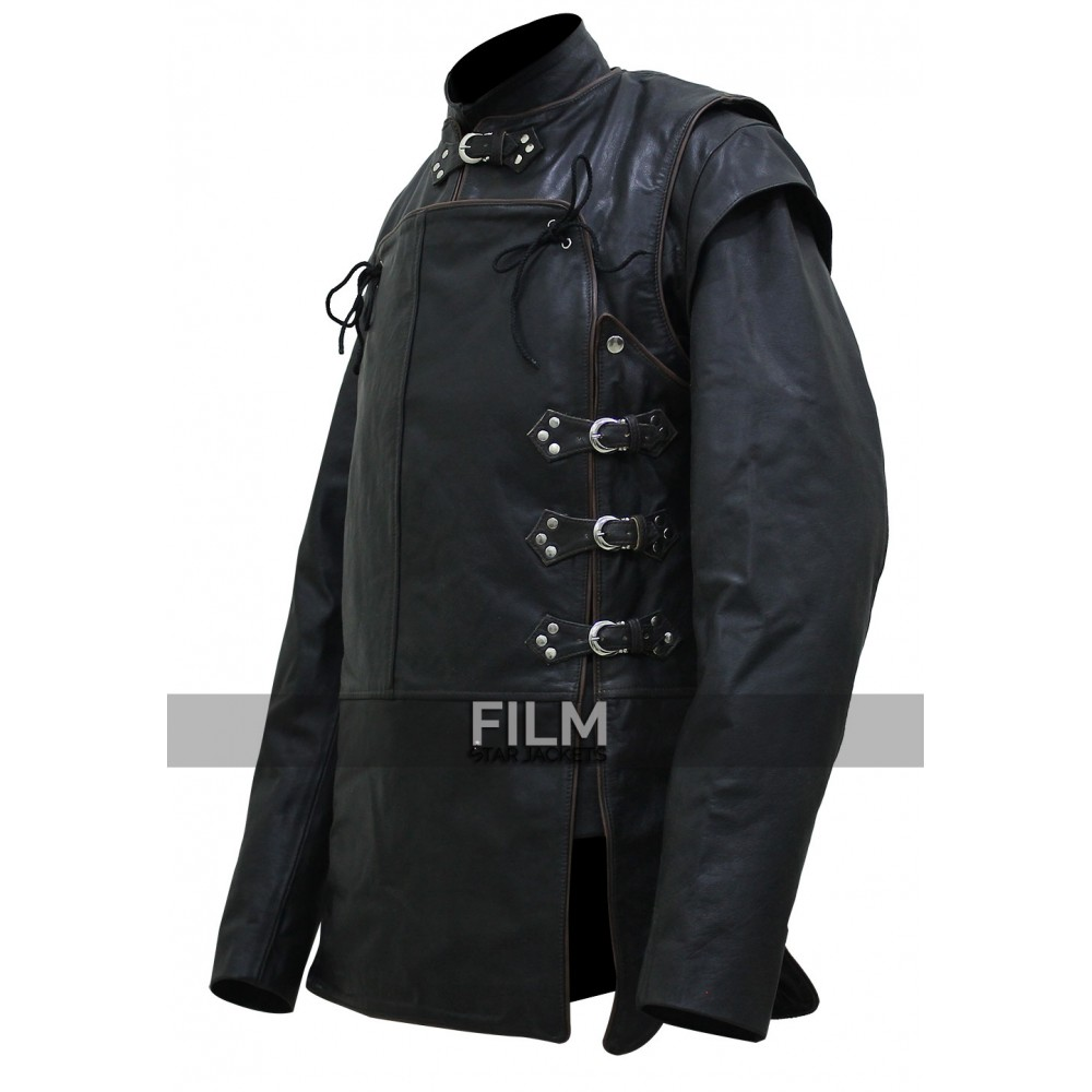 Game Of Thrones (Jon Snow) Kit Harington Costume/Jacket