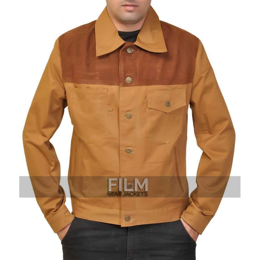 The Walking Dead Season 2 Rick Grimes Jacket