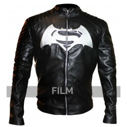Batman v Superman Dawn of Justice Black Stylish Jacket