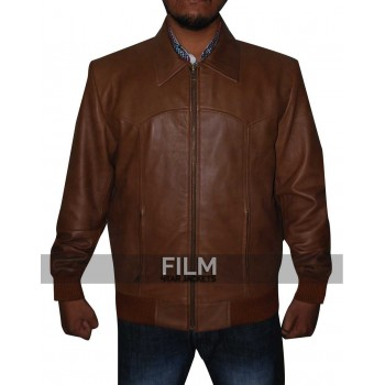 3 Days to Kill Ethan Renner Jacket