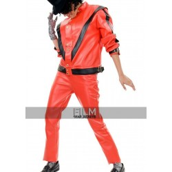 Michael Jackson Thriller Leather pants