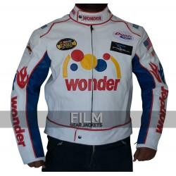 Talladega Nights Wonder Will Ferrell (Ricky Bobby) Racing Jacket