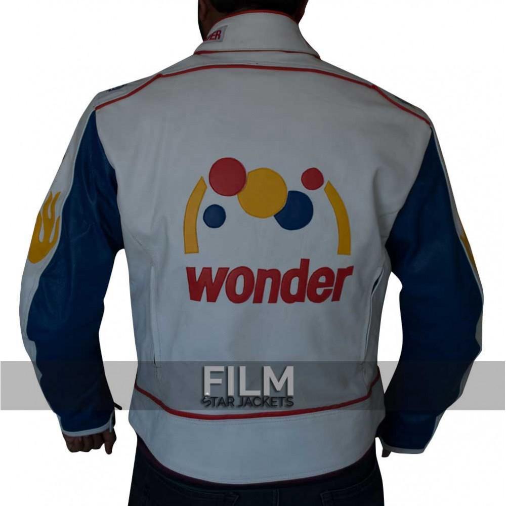 Talladega Nights Wonder Will Ferrell (Ricky Bobby) Racing Jacket