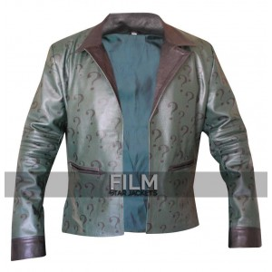 The Riddler Batman Arkham City Edward Nigma Jacket