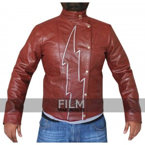 Jay Garrick The Flash Season 2 Leather Jacket